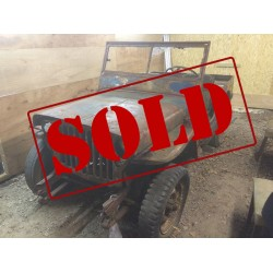 Sold- Ford GPW Matching Numbers