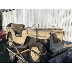 1944 Ford GPW For Sale