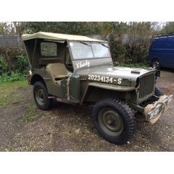 Hotchkiss Jeep For Sale