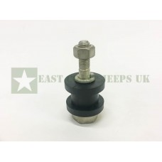 Dynamo Support Bolt & Rubber -WO-A1395