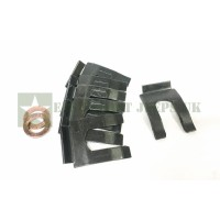 Brake Hose Clip Set  - FM 78-2814-B - WO637427