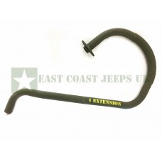 Exhaust Extension - FM-GPW-5246 - A10199