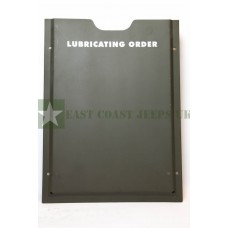 Holder Lubrication Guide - ECJ004