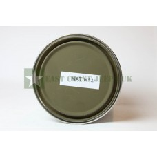 Matt No:1 Olive Drab Paint - 1 litre