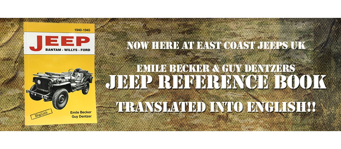 Jeep Book Now Available