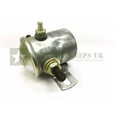 Bulk mounted Jeep relay assembly Solenoid. *NOS*- 6 Volt- GP11450