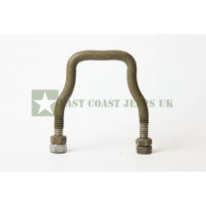 Front Axe Clamp - WO-A2995