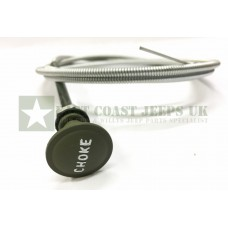 Choke Cable Willys - WO-A7517 C
