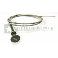 Throttle Cable Willys - WO-A7517 T