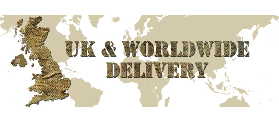 Uk & Worldwide Delivery